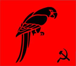 drapeau République démocratique de Santiago