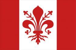 drapeau Royaume du Lancaster