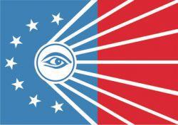 drapeau Ancien Protectorat d'Arrabal