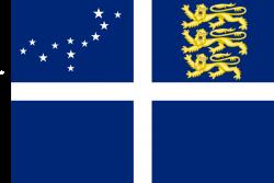 drapeau République Impériale Goldcityienne